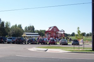 Ramseier Farm Park Ribbon Cutting