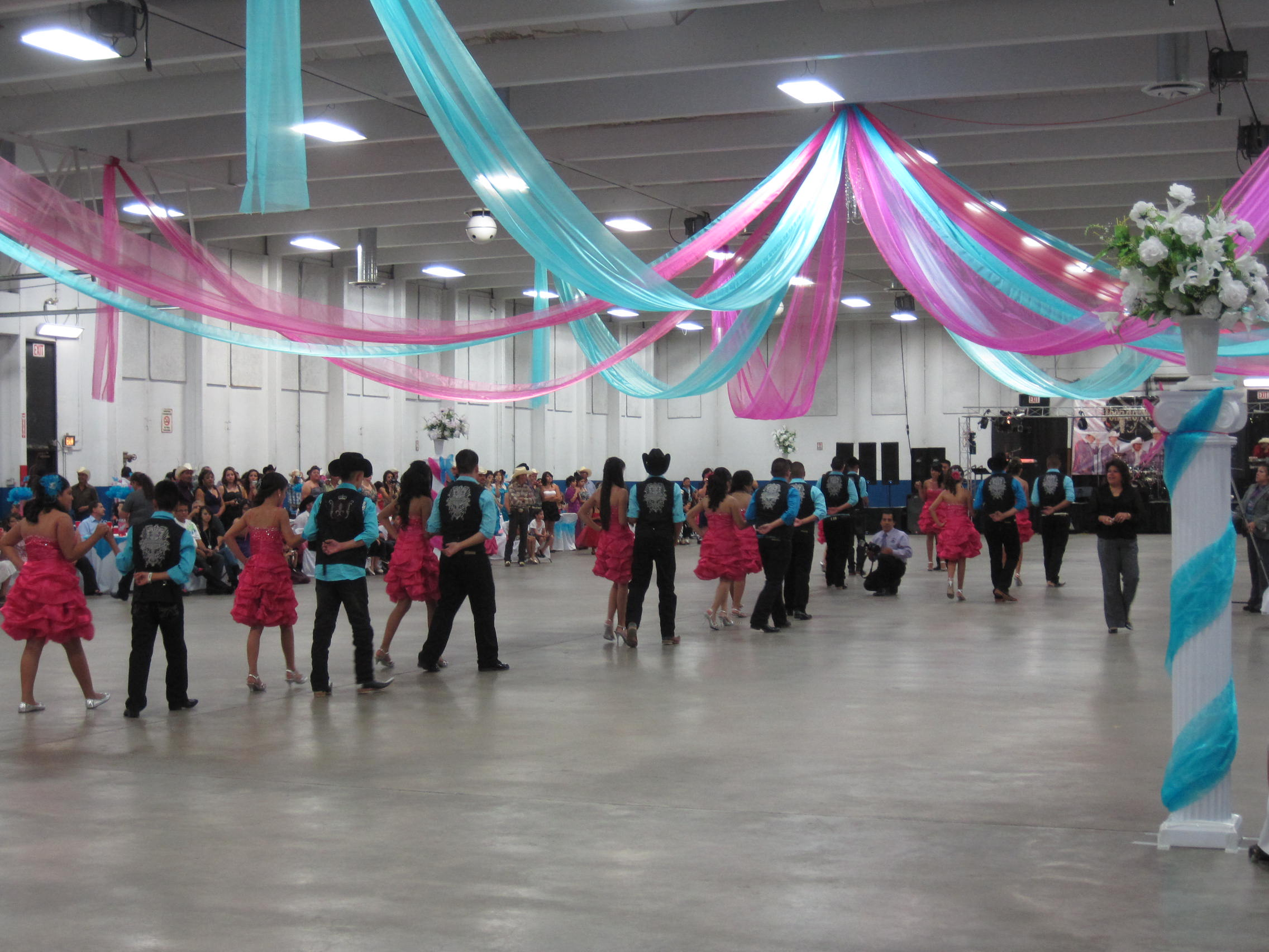 Quinceanera Party In Greeley