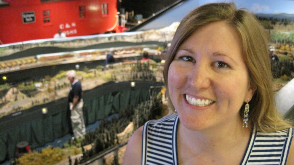 Cassie-at-train-museum