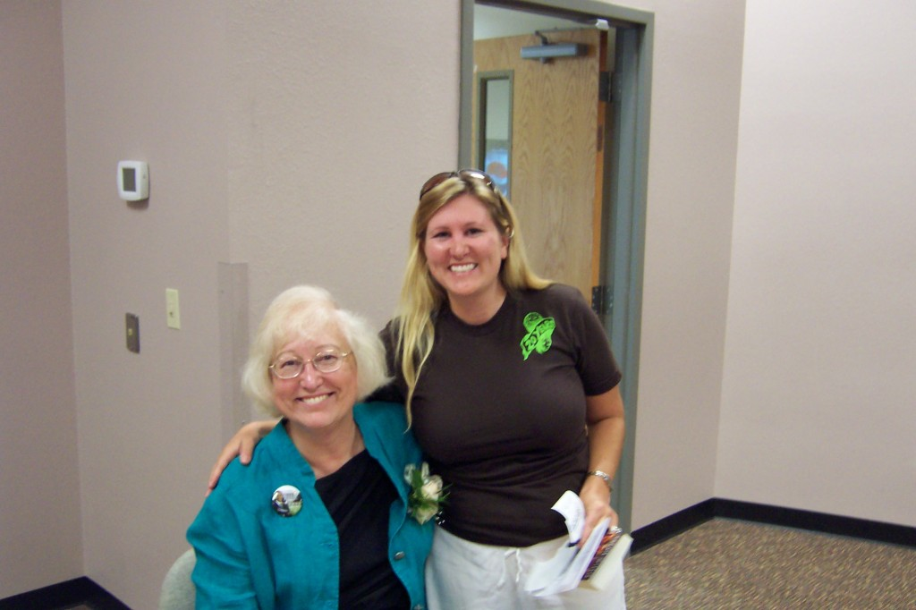Connie Willis and Me
