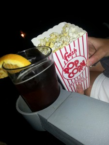 Kress Beer and Popcorn