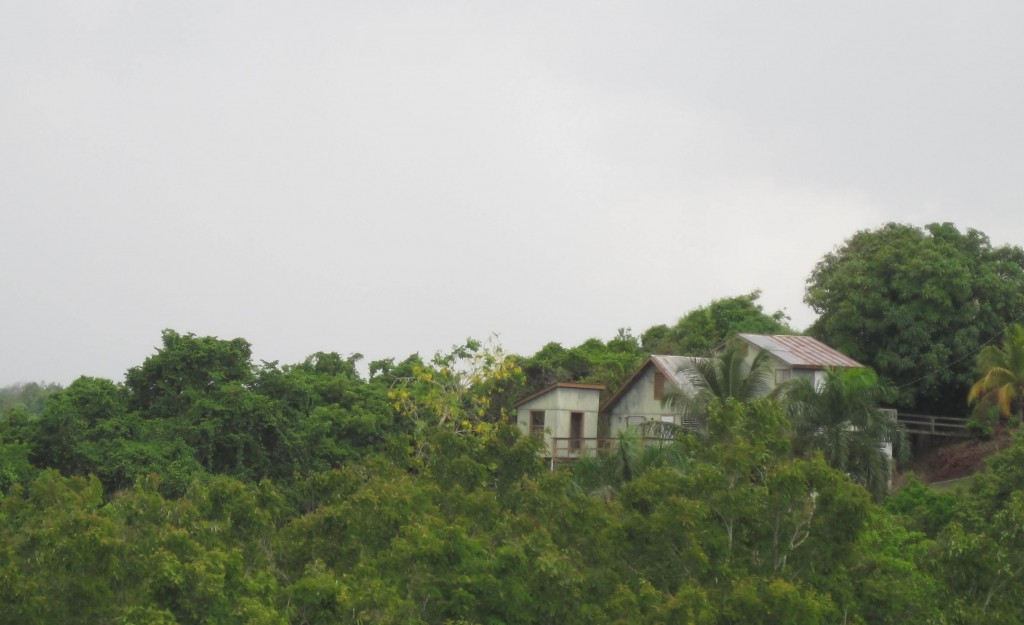 house from pinapple knife rd