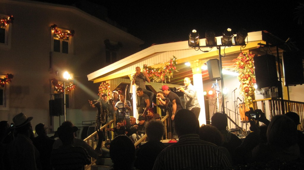 Band in Maricao