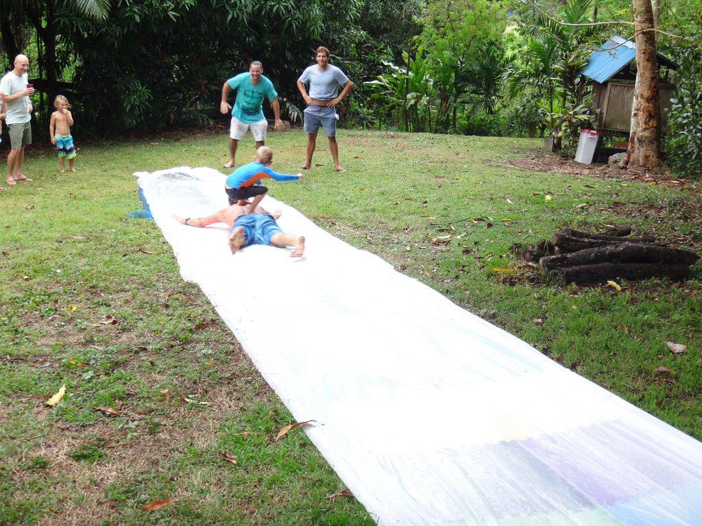Slip n Slide easter