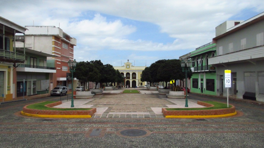 San German plaza
