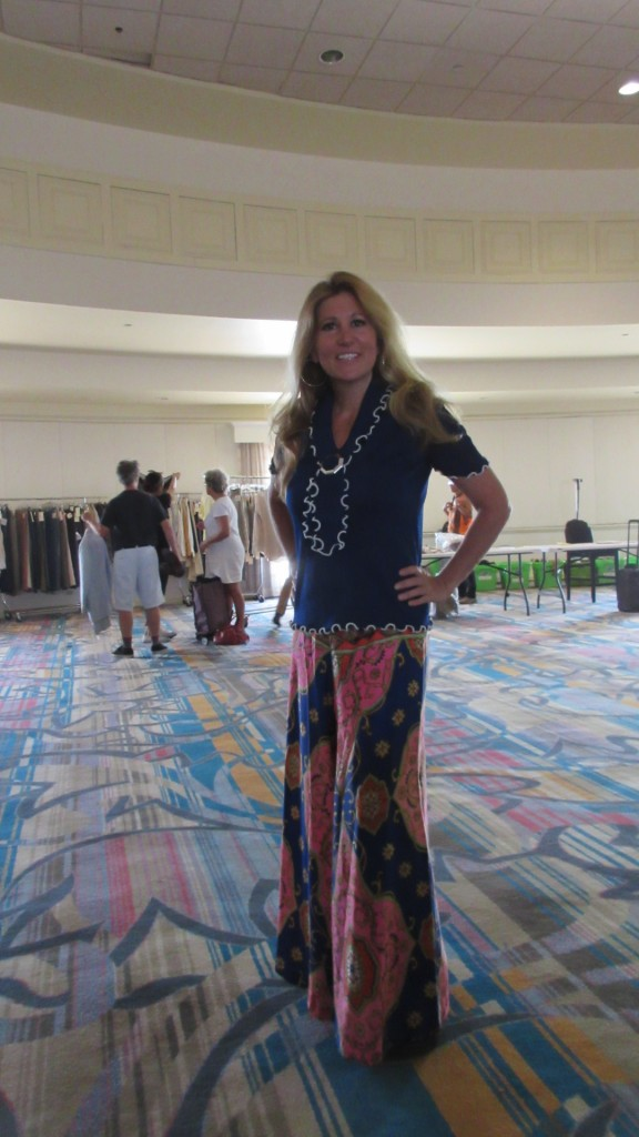 Hippie chick awesome pants