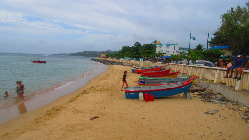 Boats in Aguadilla