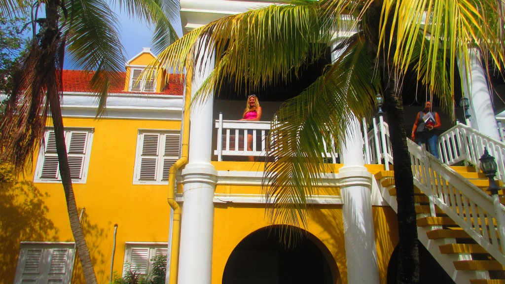 Building in Bonaire