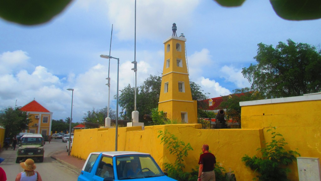 Downtown Bonaire