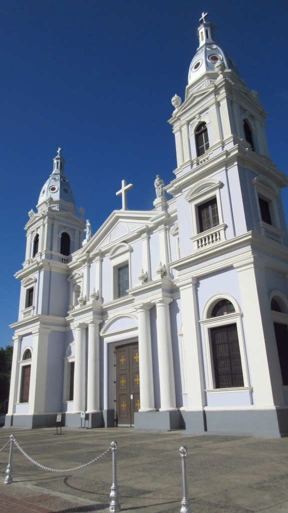 Ponce church