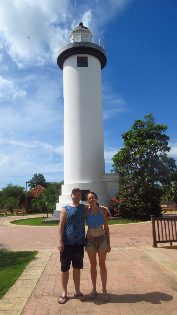 Summer and Brandon lighthouse
