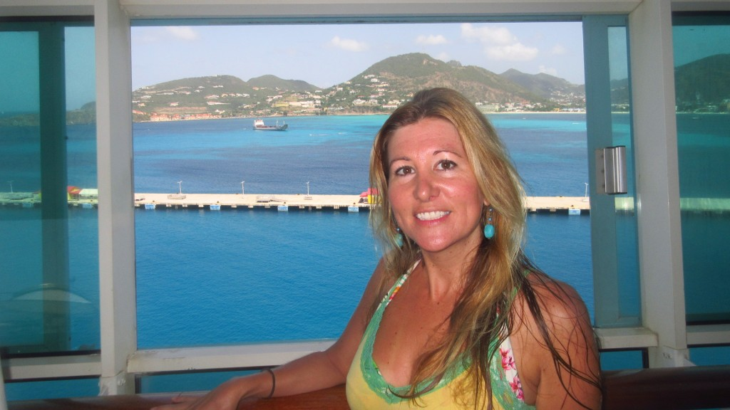 Pretty Port of St Maarten