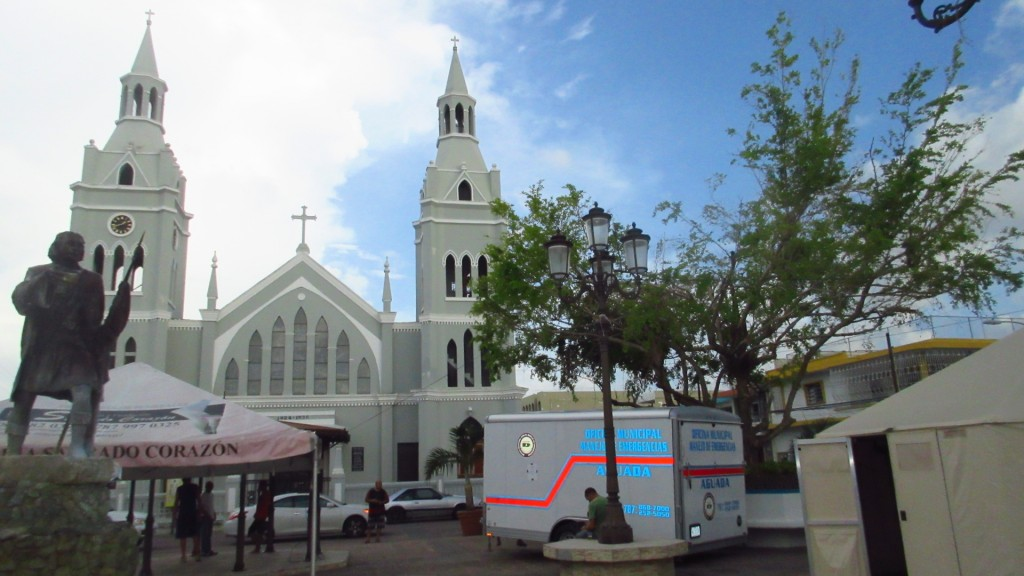 Church Aguada hotspot